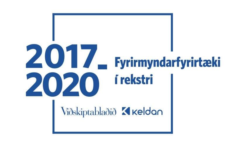 Fyrirmyndarfyrirtæki í resktri 2017-2020